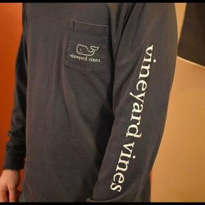 Vineyard vines long sleeves!